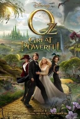 Disney revisits Oz to tell new magical tale