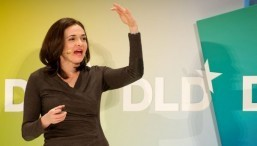 Sandberg book urges women to 'Lean In' to succeed