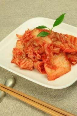 Kimchi may help lower cholesterol