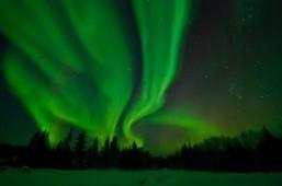 Canadian park designated world's largest Dark Sky Preserve