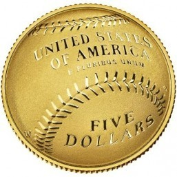 United States Mint releases first curved coins ©Courtesy of the United States Mint
