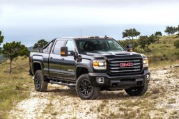 GMC introduces Sierra HD All Terrain X Third model in brand's X series offered with all-new Duramax 6.6L diesel