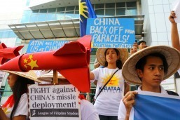 Vietnam decries Chinese missile deployment on island