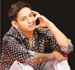 Michael Pangilinan gears up for the big one