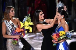 'Our queen still Miss Universe': Colombian president