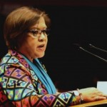 Senators: Lookout order can't stop de Lima from going abroad