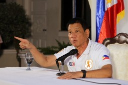 Duterte's drug war cut crime rate, PNP claims