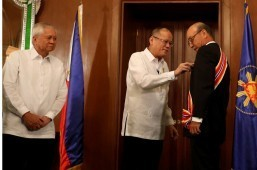 Aquino: I will celebrate the end of my term