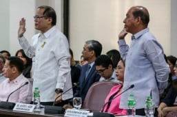 Noynoy: I would've suspended dengue vaccination program too