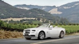 The sky could be the limit for this Rolls-Royce Dawn