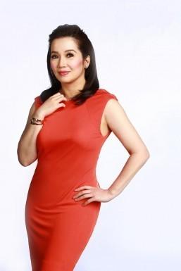Kris Aquino congratulates Leni, calls VP fight 'personal'