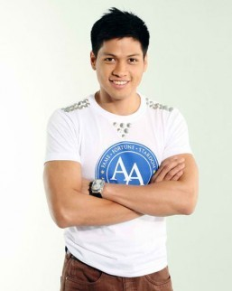 Vin Abrenica is now a Kapamilya