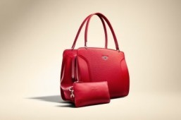 Bentley appeals to women with a capsule collection of handbags
