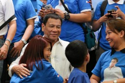 Duterte: China-funded rehab center almost complete