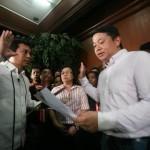 Don't believe LP demolition job, Binay tells bishops