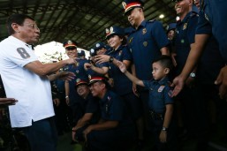 Duterte tells communists: You have 2 choices