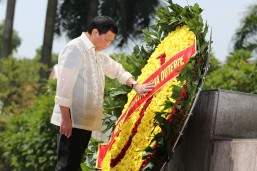 Duterte was only addressing comparison with Hitler: Palace