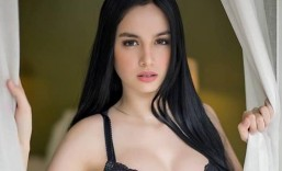 Kim Domingo goes topless for FHM's January cover (with photo: 30kim.jpg)