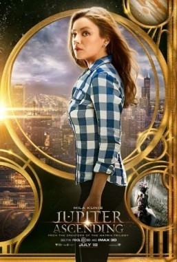 'Jupiter Ascending' moved to February 2015