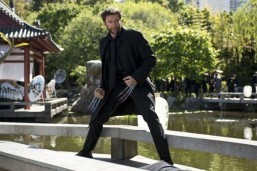 """The Wolverine"" will feature many a Japanese garden and a profusion of ninjas. ©2013 Twentieth Century Fox Film Corporation. All Rights Reserved"