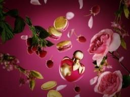 "Nina Ricci's ""La Tentation de Nina"" eau de toilette will arrive at perfume counters from next January 20. ©Nina Ricci"