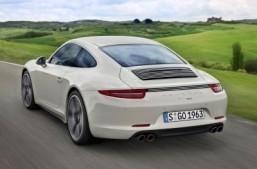 Porsche launches anniversary edition 911