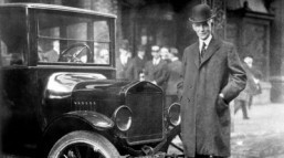 Happy birthday, Henry Ford