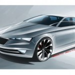 Skoda sketches future direction with VisionC