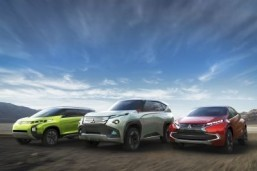 Mitsubishi bets big on sustainable SUVs