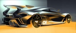 McLaren P1 GTR to make Pebble Beach debut