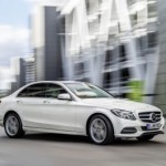 World Car of the Year award goes to Mercedes-Benz C-Class