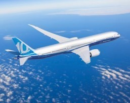 Boeing launches new Dreamliner with over 100 orders