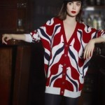 Lily Collins named as face of Chanel-owned knitwear label Barrie