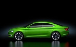 Skoda offers sneak peek of its future vision