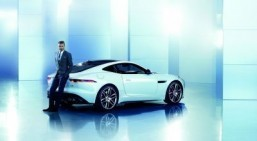 Jaguar announces David Beckham as brand ambassador for China The ex-footballer will start his duties with a campaign to launch the F-Type Coupé in the country. ©Jaguar