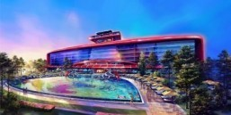 Ferrari Land to be developed in the spring ©Ferrari North Europe