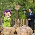 Take a virtual ride of Disney's Seven Dwarfs Mine Train