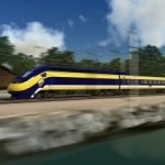Construction begins on first bullet train service in US