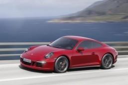 Porsche unveils new 911 GTS