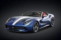 Ferrari reveals celebratory F60America
