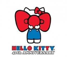 Hello Kitty turns 40 ©PR Newswire
