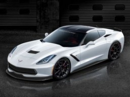 A Corvette Stingray that's double the fun