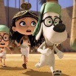 'Mr Peabody & Sherman' top dog at US box office