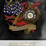 A grand 40-year salute to Alpha Kappa Rho!