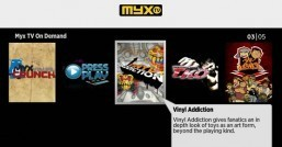 Myx TV announces launch of app on Roku