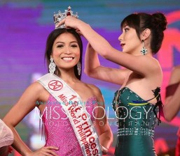 Ms. World Philippines 2016 First Princess(First Runner-Up Arienne L. Calingo