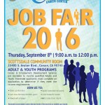 City of Carson to kick-off adult and youth job fair Sept. 8
