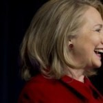 Clinton blames Republican 'attacks' for image slump