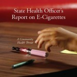 E-cigarettes, a community health threat: State officials
