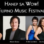 Joey Albert, Nonoy Zuniga to Headline 'HANEP SA WOW' Filipino Fest, Nov. 30 at PALA